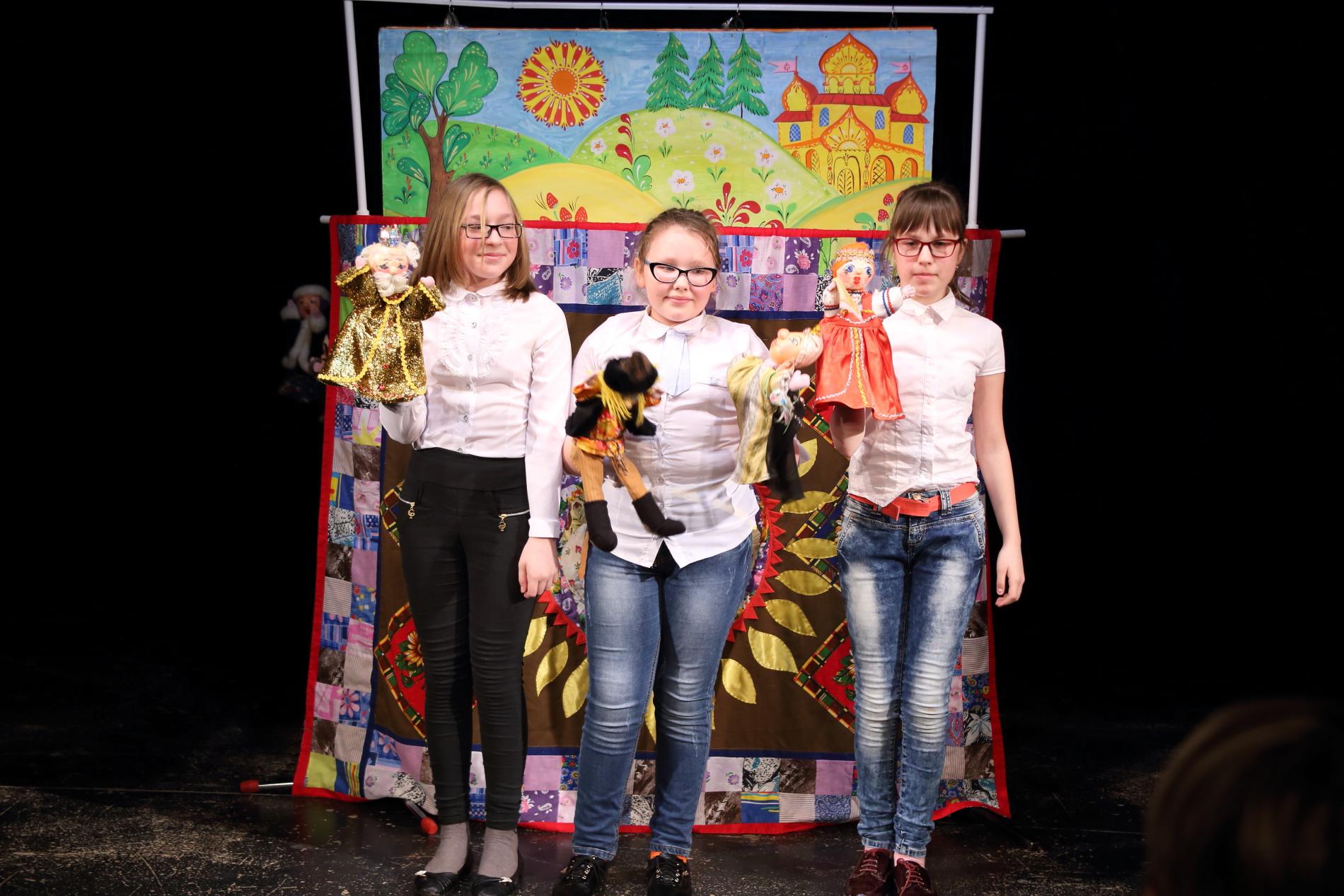 Дистанционные конкурсы для театральных детских коллективов